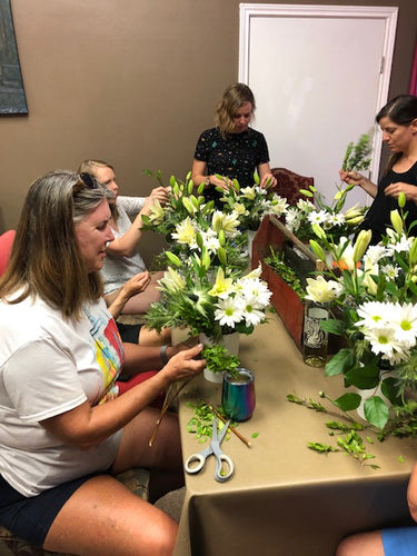 Flower Arranging Class - Thursday, April 22