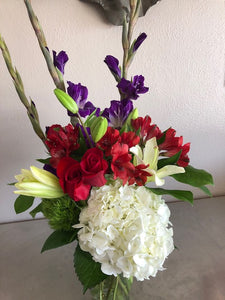 Arrangement of the Month