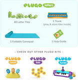 Plugo Letters - Word Building Kit