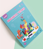 Magnetic Tetris Puzzle Set