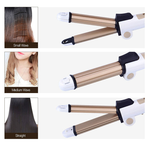 Foldable Hair Curler