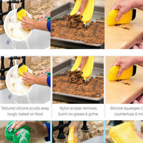 Image of SPT® 3 In 1 Magic Sponge