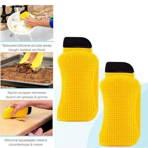 SPT® 3 In 1 Magic Sponge