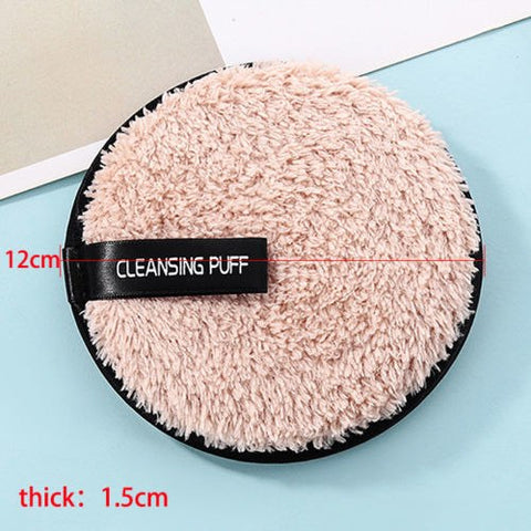 Instant Makeup Cleaning Sponge