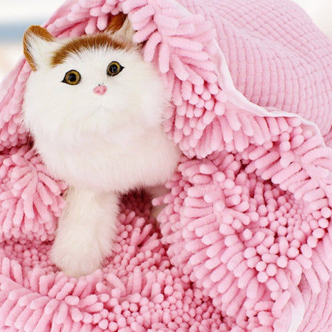 Image of Pet Bath Towel