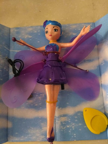 Flying Fairy Doll