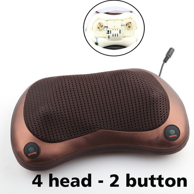 Ultimate Pain Reliever Pillow Massager