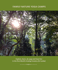 Nature & Yoga family camp in Analog Forest
