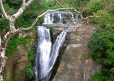 water fall sri lanka