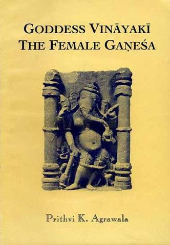 Goddess Vinayaki book cover