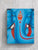 Moods in Light Blue and Red - PRINTS-BF-Ganeshism