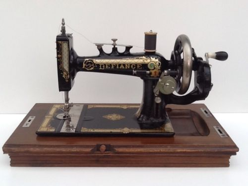 What's the big deal with these old sewing machines anyway?
