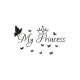 Sticker My Princess