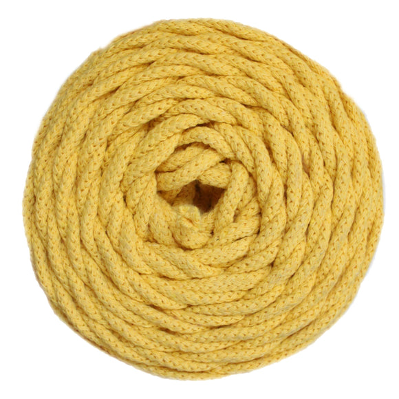 Cotton Air grosor 4.5 color Amarillo Pálido