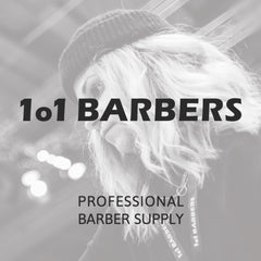 1o1BARBERS Hair salon & barbershop b2b catalog