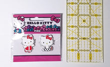 Load image into Gallery viewer, HELLO KITTY - RETRO HELLO KITTY ENAMEL PIN SET