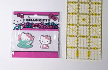 Load image into Gallery viewer, HELLO KITTY - TEA SET HELLO KITTY ENAMEL METAL PIN SET