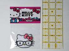 Load image into Gallery viewer, HELLO KITTY - HELLO KITTY WITH EYEGLASSES PATCH