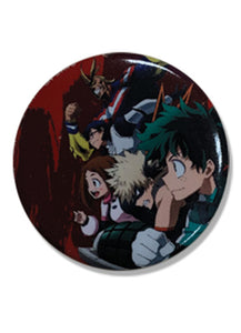MY HERO ACADEMIA - GROUP #4 BUTTON 1.25''