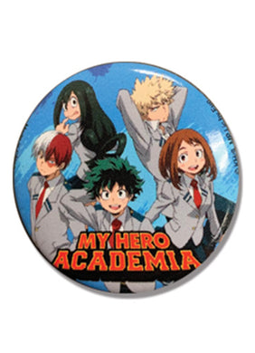 MY HERO ACADEMIA - GROUP #3 BUTTON 1.25''