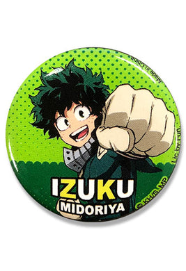 MY HERO ACADEMIA S2 - IZUKU BUTTON 1.25