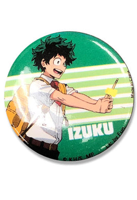 MY HERO ACADEMIA S2 - IZUKU #2 BUTTON 1.25