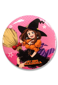 MY HERO ACADEMIA S2 - HALLOWEEN OCHACO BUTTON 1.25""