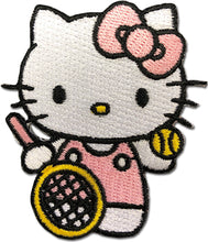 Load image into Gallery viewer, HELLO KITTY - HELLO KITTY tennis PATCH
