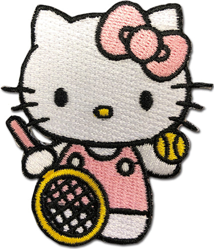 HELLO KITTY - HELLO KITTY tennis PATCH