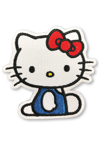 HELLO KITTY - HELLO KITTY sitting PATCH