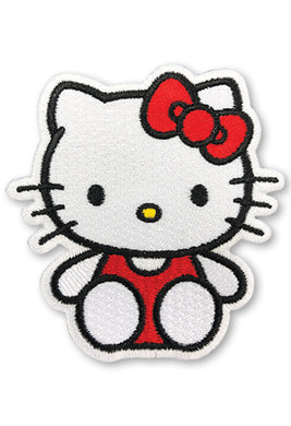 HELLO KITTY - HELLO KITTY SITTING POSE PATCH