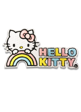 HELLO KITTY - HELLO KITTY RAINBOW PATCH