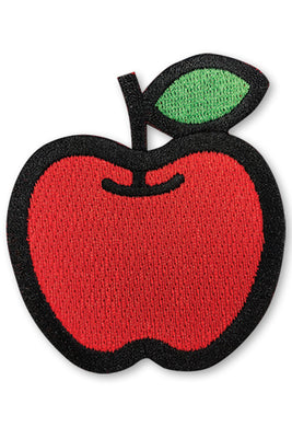 HELLO KITTY - APPLE PATCH