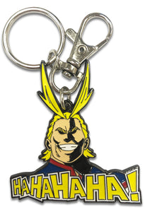 MY HERO ACADEMIA - ALL MIGHT METAL KEYCHAIN #2
