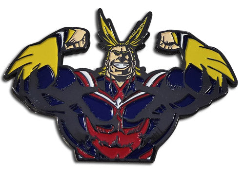 MY HERO ACADEMIA - ALL MIGHT 2'' PIN