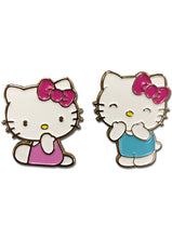 Load image into Gallery viewer, HELLO KITTY - VALENTINE'S 2016 ENAMEL PINS