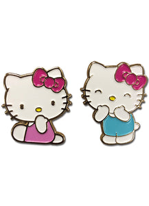 HELLO KITTY - VALENTINE'S 2016 ENAMEL PINS