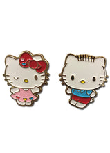 Load image into Gallery viewer, HELLO KITTY - VALENTINE'S 2018 ENAMEL PINS