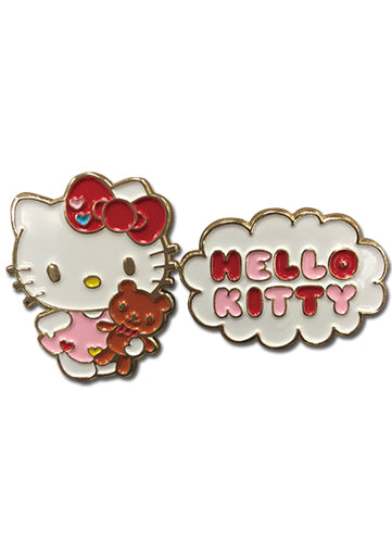 HELLO KITTY - VALENTINE'S 2018-2 ENAMEL PINS
