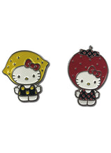 Load image into Gallery viewer, HELLO KITTY - 2019 CORE A SET ENAMEL PIN