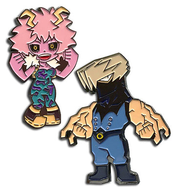MY HERO ACADEMIA - PINKY & TENTACLE PINS