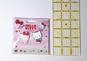 HELLO KITTY - VALENTINE'S 2018 ENAMEL PINS