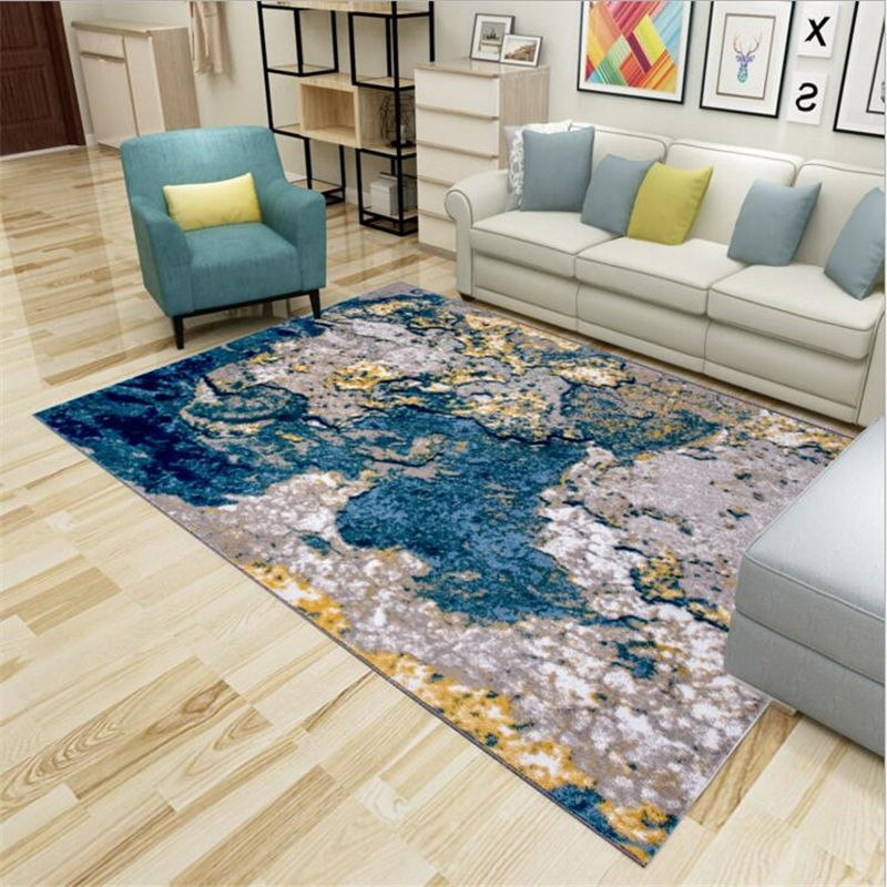 Delicate Soft Polypropylene Carpets For Living Room Area Rug Carpets Fishion Decorate Living Room Bedroom Home Floor Carpet Mat-Eills Collection-3-1600mm x 2300mm-Eills Collection