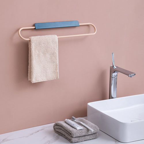 Stainless steel Storage Rack Towel Holder Wall mounted Hook