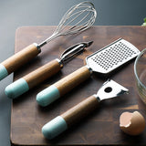 Fruit Knife Potato Peeler Vegetable Cutter Plane Grater Whisk Kitchen Tools
