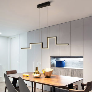 Modern minimalist LED Pendant Lights for Dining room kitchens