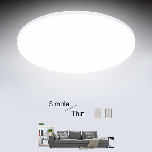 Ultra Thin LED Ceiling Lights 15/20/30/50W Modern Light for Living Room Surface Mounted Ceiling Light