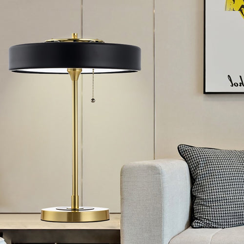 American simple modern fashion  bedside LED table lamp