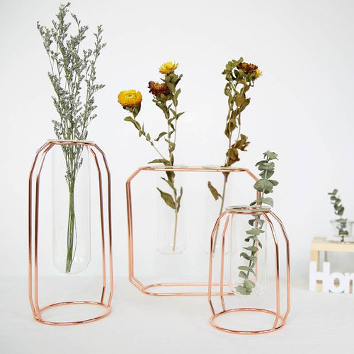 Nordic Flower Vase Collection