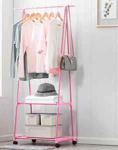 Clifford - Triangular Clothes Organizer Rack